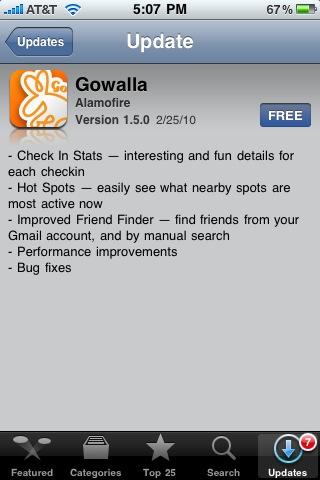 Gowalla 1.5