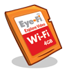 4GB Eye-Fi Card