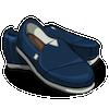 Blue TOMS Shoes