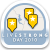 LIVESTRONG Day 2010